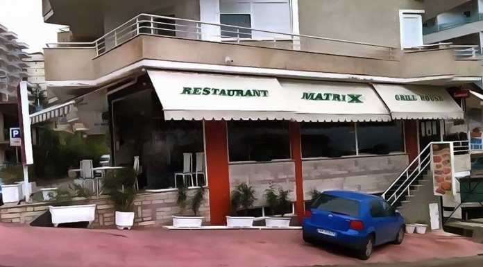 Enjoy a Beautiful & Special Dining Experience at Matrix Grill House Saranda Restaurant